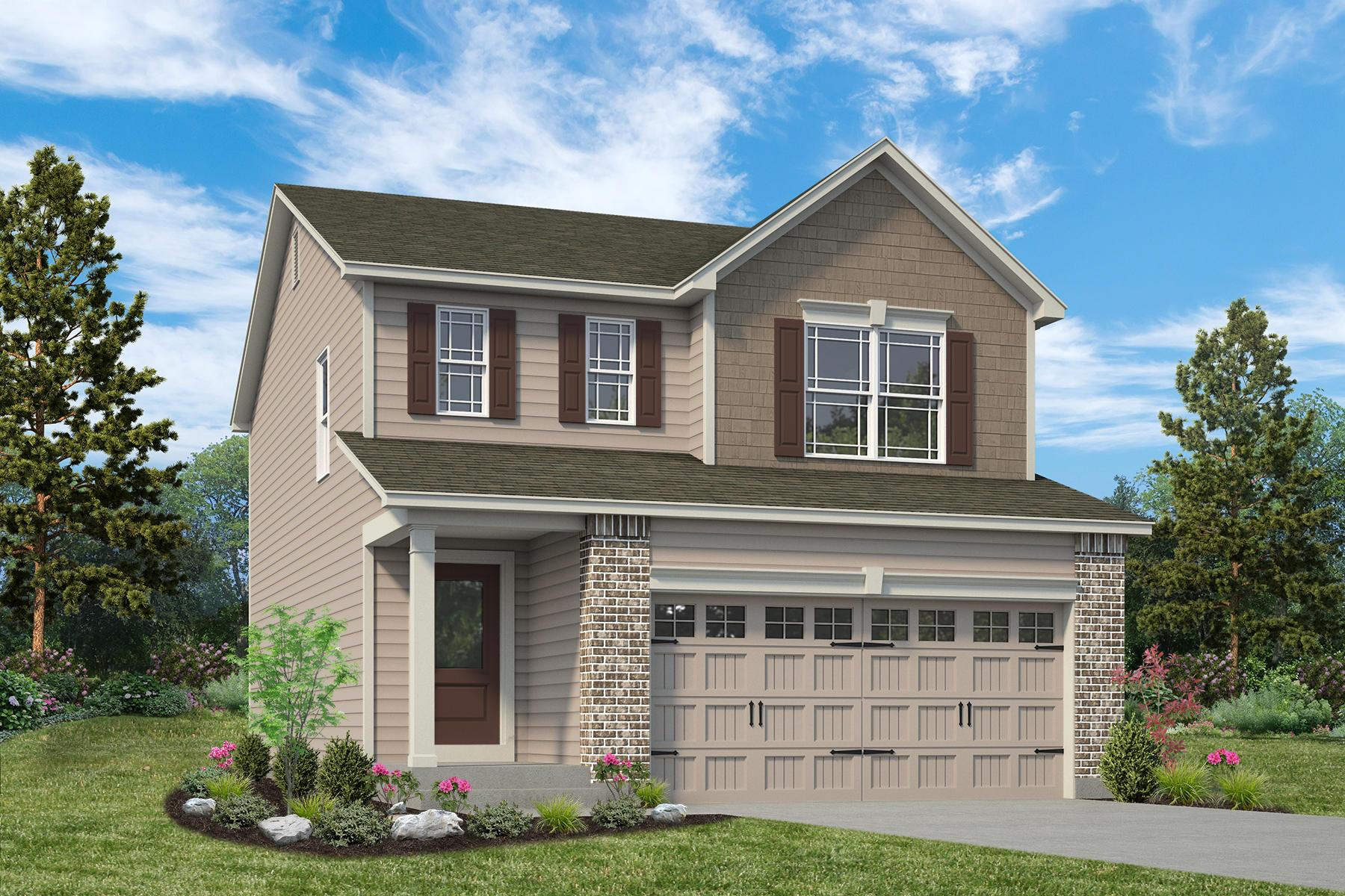 Exterior featured in the Dover By Fischer & Frichtel in St. Louis, MO