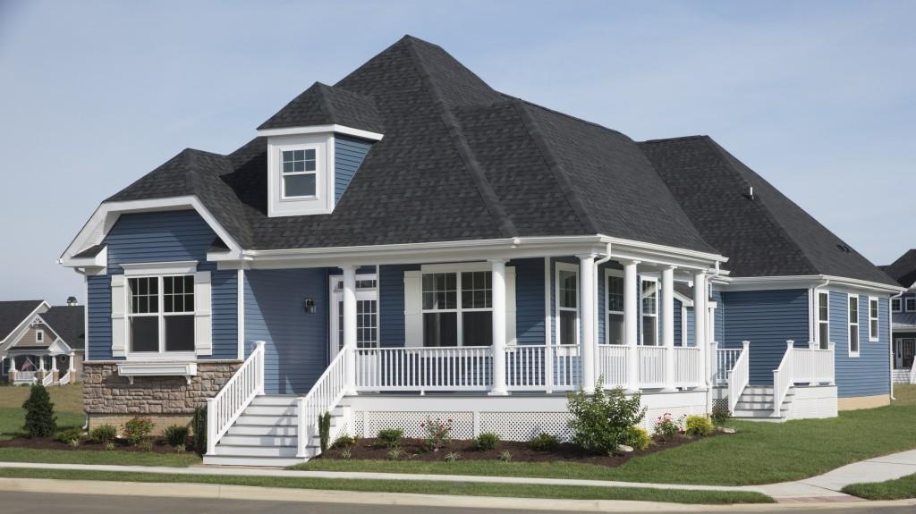Exterior featured in the Middleton By Fernmoor Homes in Sussex, DE