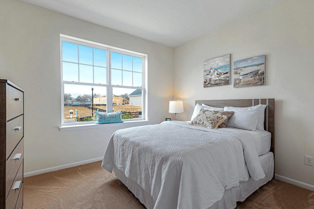 Bedroom featured in the Braxton By Fernmoor Homes in Sussex, DE