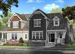 Franklin Duplex - Heritage Creek: Milton, Delaware - Fernmoor Homes