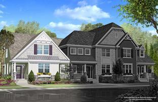 Franklin Triplex - Heritage Creek: Milton, Delaware - Fernmoor Homes