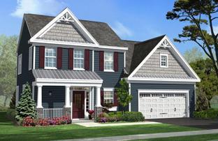 Harrison - Heritage Creek: Milton, Delaware - Fernmoor Homes