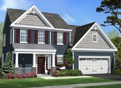 Harrison - Liberty: Millsboro, Delaware - Fernmoor Homes