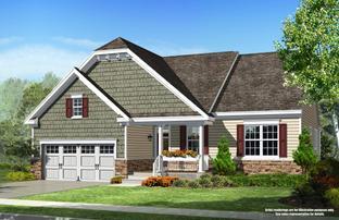 Jefferson - Heritage Creek: Milton, Delaware - Fernmoor Homes