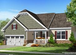 Jefferson - Liberty: Millsboro, Delaware - Fernmoor Homes