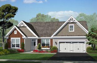 McKean - Liberty: Millsboro, Delaware - Fernmoor Homes