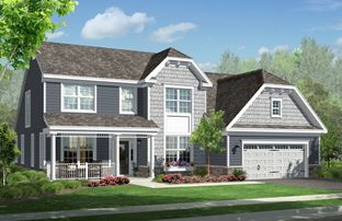 Penn - Liberty: Millsboro, Delaware - Fernmoor Homes