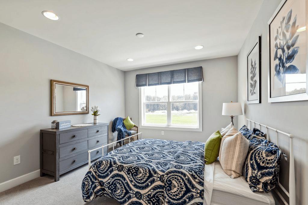 Bedroom featured in the Madison By Fernmoor Homes in Sussex, DE