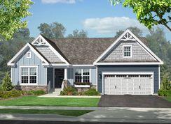 Hamilton - Liberty: Millsboro, Delaware - Fernmoor Homes