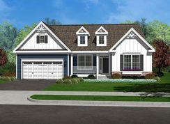 Prescott - Liberty: Millsboro, Delaware - Fernmoor Homes