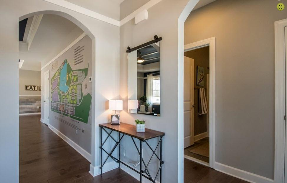 Living Area featured in the Middleton By Fernmoor Homes in Sussex, DE