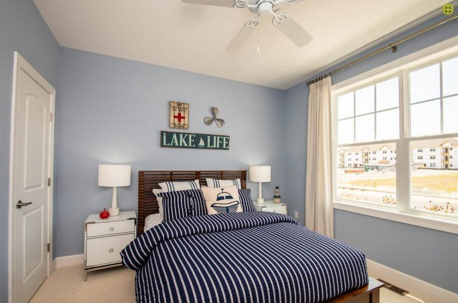 Bedroom featured in the Middleton By Fernmoor Homes in Sussex, DE