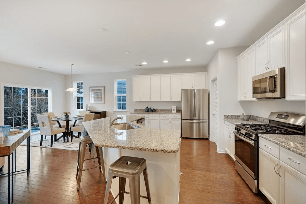 Kitchen featured in The Maestro By Fernmoor Homes in Atlantic-Cape May, NJ