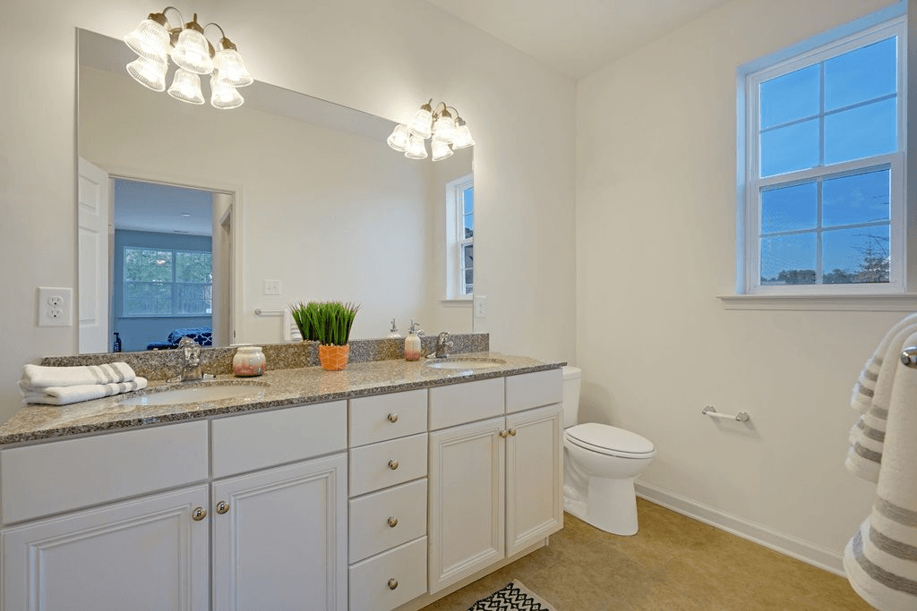 Bathroom featured in The Maestro By Fernmoor Homes in Atlantic-Cape May, NJ