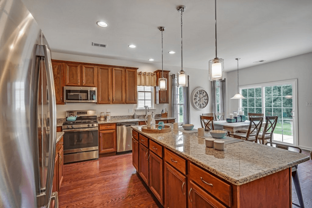 Kitchen featured in The Cavatina By Fernmoor Homes in Atlantic-Cape May, NJ