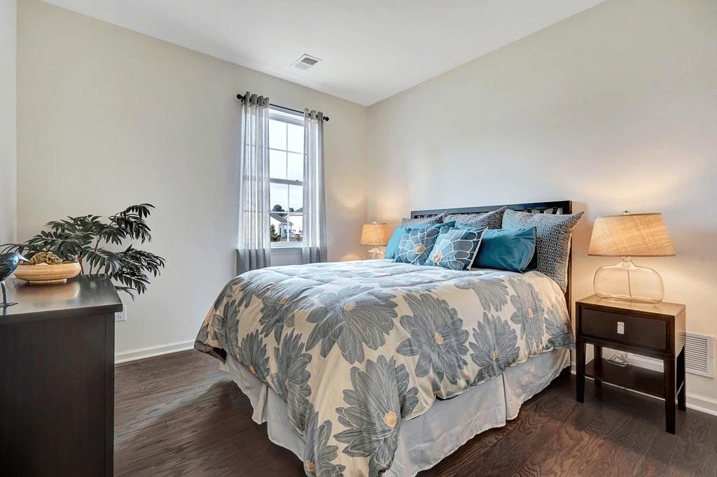 Bedroom featured in The Rhapsody By Fernmoor Homes in Atlantic-Cape May, NJ