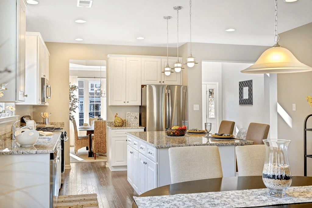 Kitchen featured in The Rhapsody By Fernmoor Homes in Atlantic-Cape May, NJ