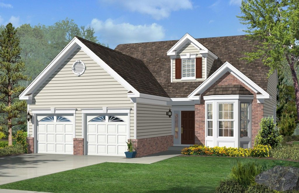 Exterior featured in the Aria By Fernmoor Homes in Atlantic-Cape May, NJ