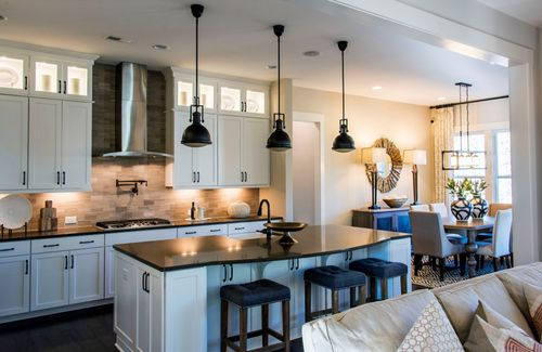 Kitchen-in-Forester-at-Trinity Creek-in-Holly Springs