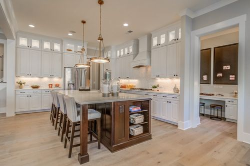 Kitchen-in-Harmony-at-Trinity Creek-in-Holly Springs
