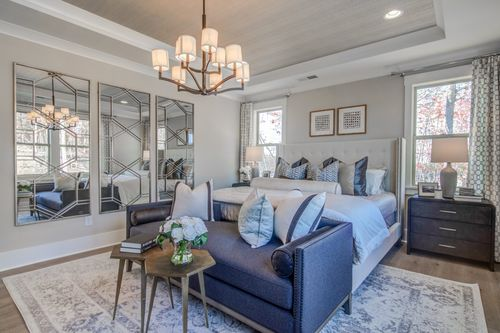 Bedroom-in-Harmony-at-Trinity Creek-in-Holly Springs
