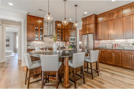 Kitchen-in-Hopewell-at-Trinity Creek-in-Holly Springs
