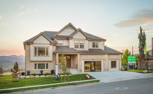 Vista Ridge:Model Home