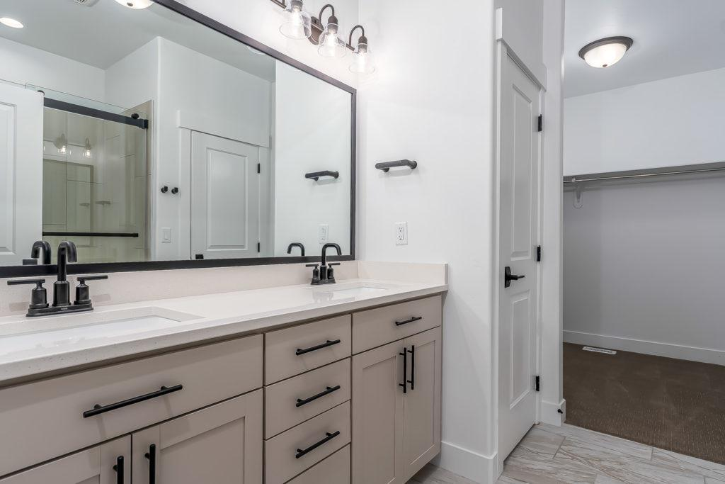 Bathroom featured in The Moran By Fieldstone Homes in South East Idaho, ID