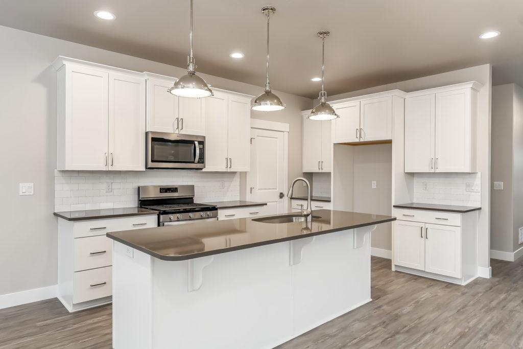 Kitchen featured in The Albright By Fieldstone Homes in South East Idaho, ID
