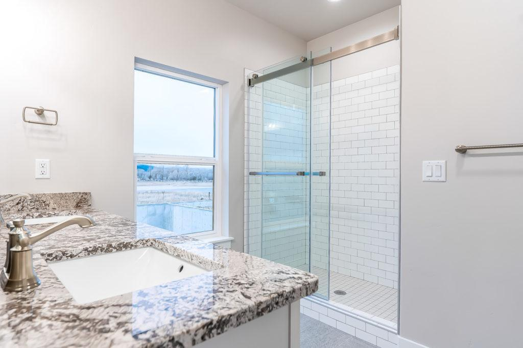 Bathroom featured in The Albright By Fieldstone Homes in South East Idaho, ID