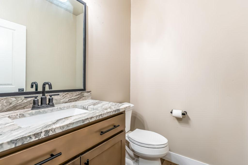 Bathroom featured in The Traverse By Fieldstone Homes in South East Idaho, ID