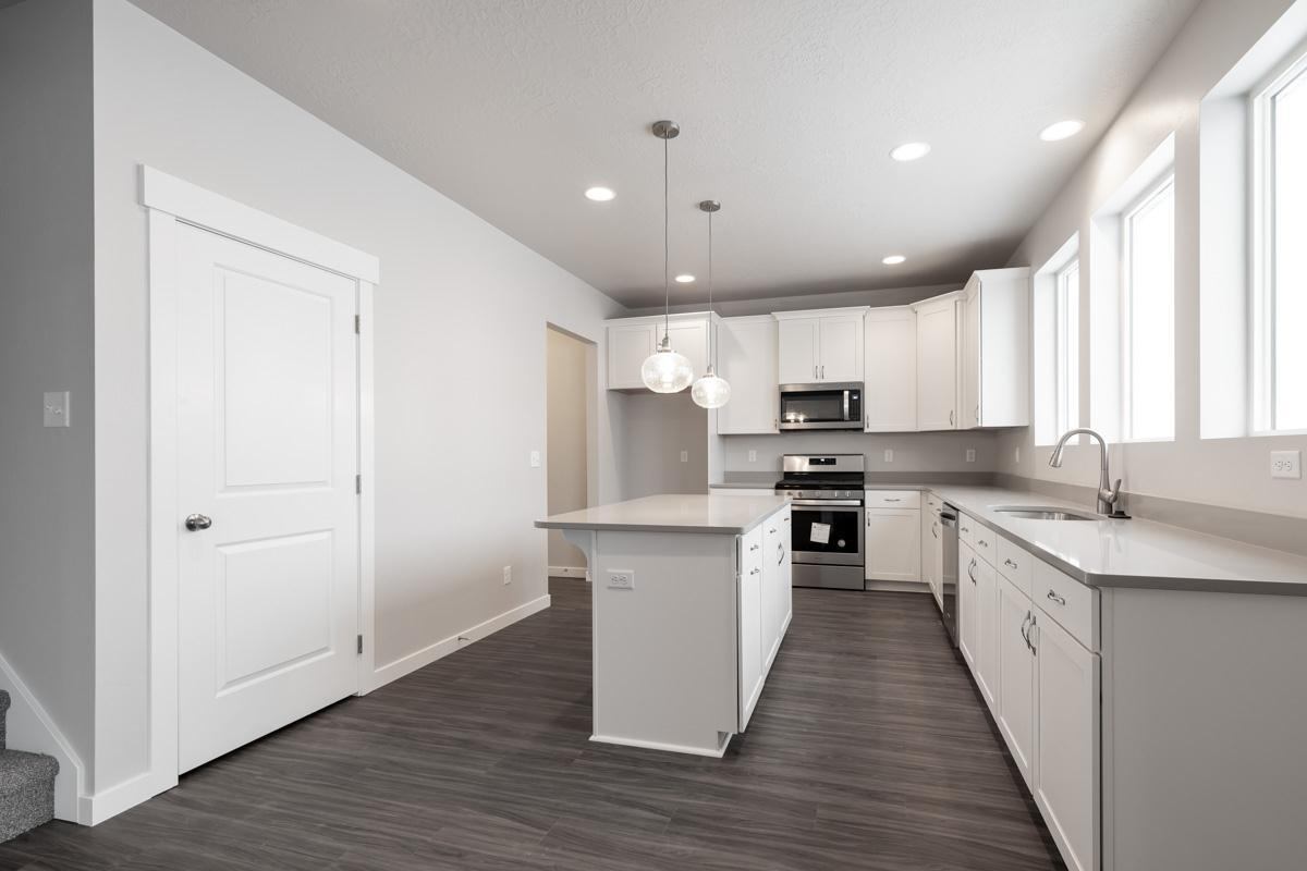 Kitchen featured in The Morgan By Fieldstone Homes in Provo-Orem, UT