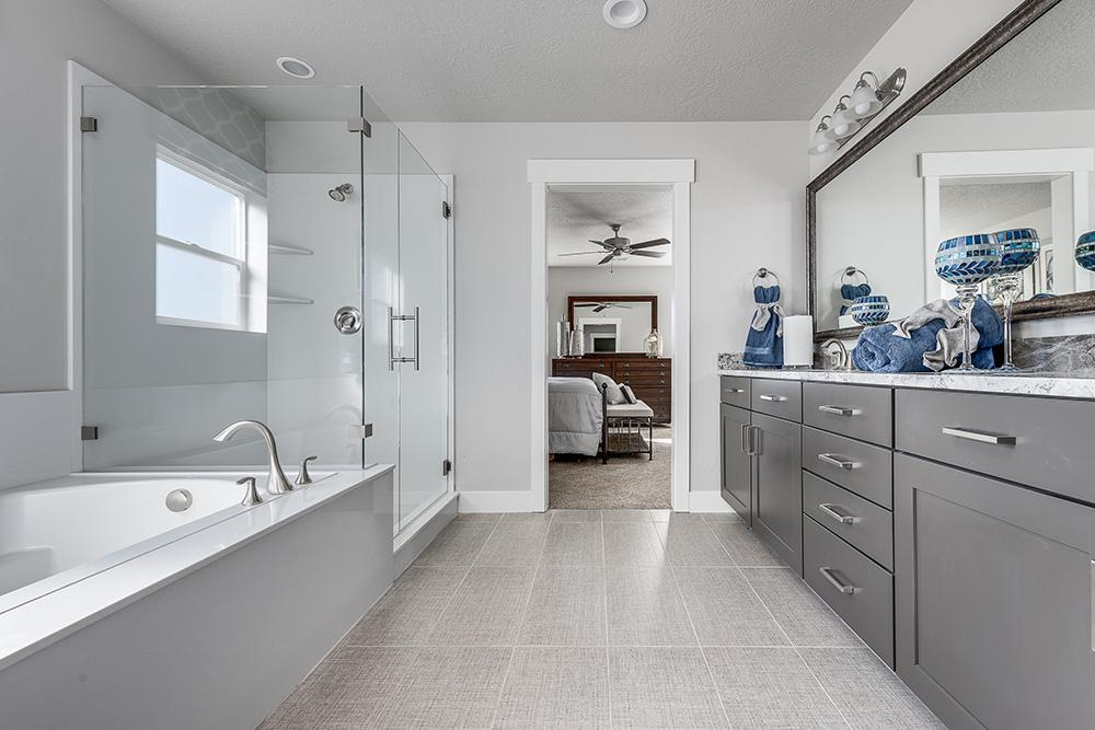 Bathroom featured in The Stafford - Arts and Crafts By Fieldstone Homes in Salt Lake City-Ogden, UT