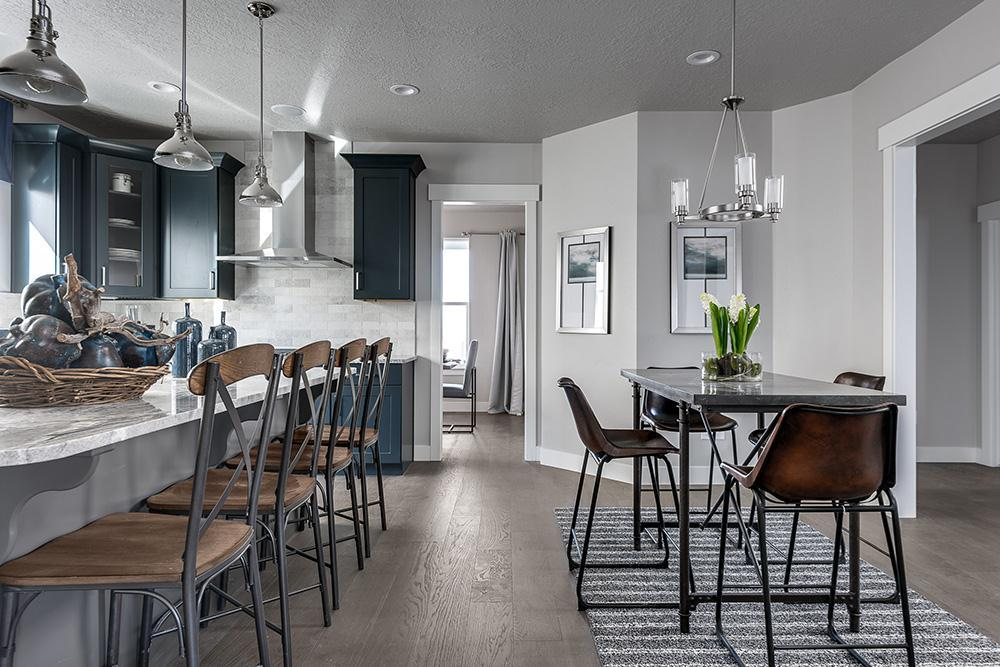 Kitchen featured in The Stafford - Arts and Crafts By Fieldstone Homes in Salt Lake City-Ogden, UT