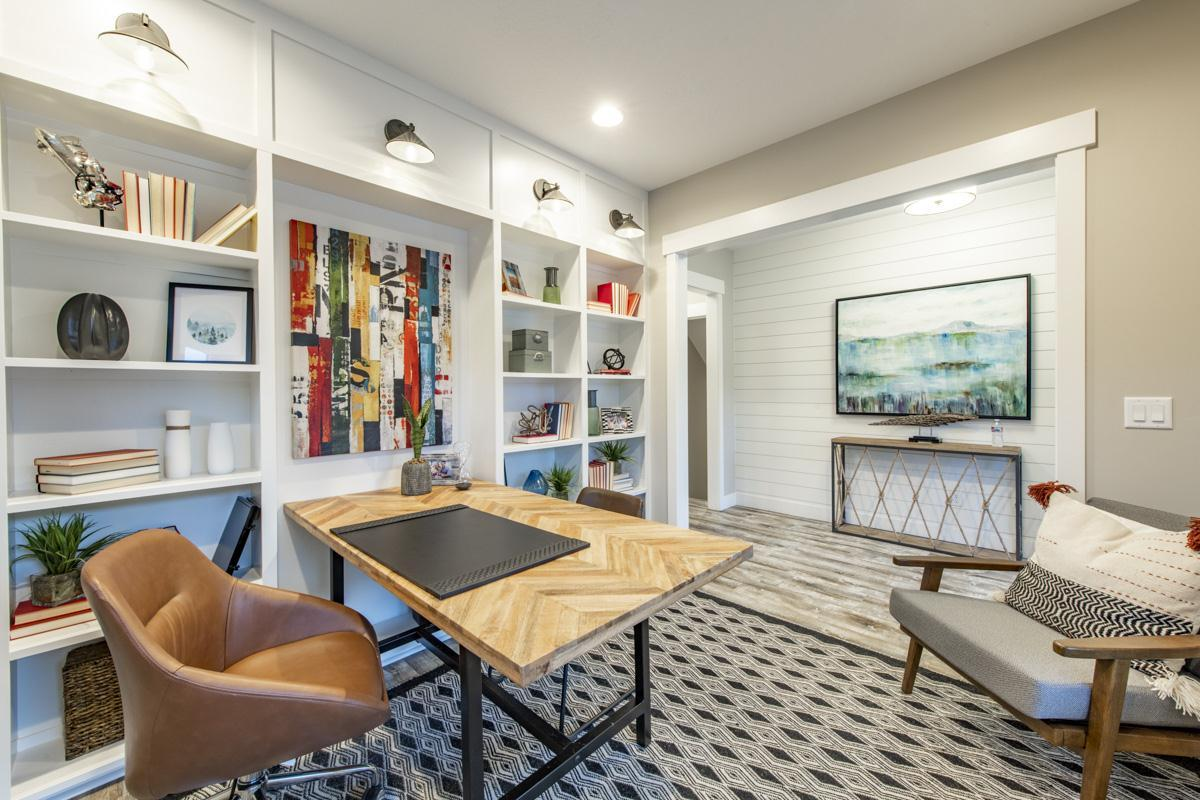 Living Area featured in the Traverse - The Summit By Fieldstone Homes in Provo-Orem, UT