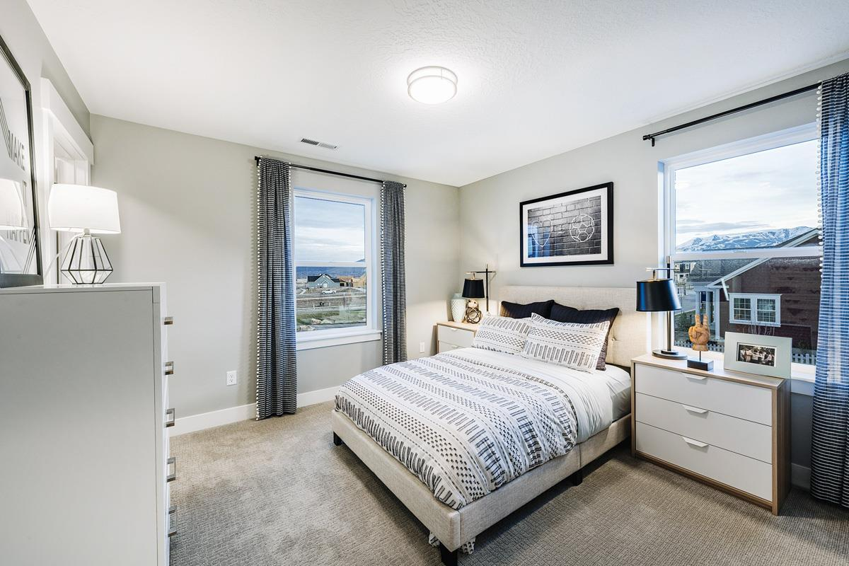 Bedroom featured in The Coventry - Arts and Crafts By Fieldstone Homes in Salt Lake City-Ogden, UT