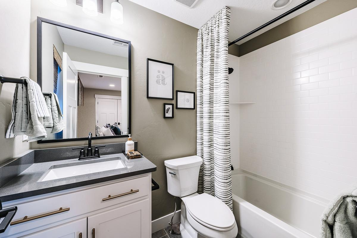 Bathroom featured in The Coventry - Arts and Crafts By Fieldstone Homes in Salt Lake City-Ogden, UT