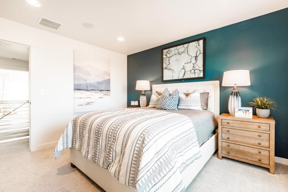 Bedroom featured in the Mason By Fieldstone Homes in Provo-Orem, UT