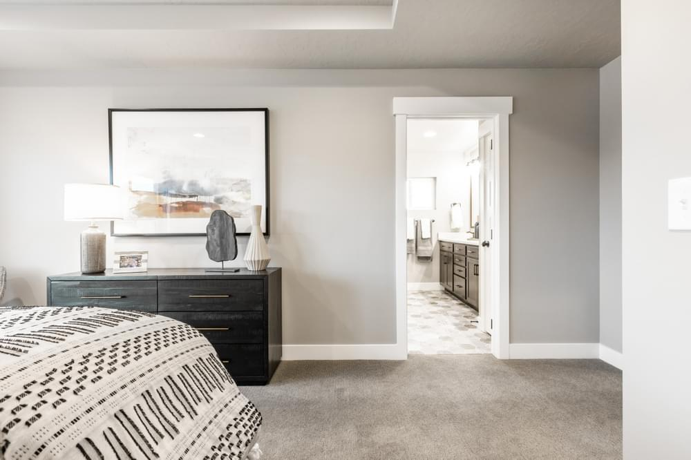 Bedroom featured in the Rockwell By Fieldstone Homes in Provo-Orem, UT
