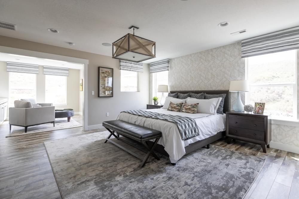 Bedroom featured in the Summit By Fieldstone Homes in Provo-Orem, UT
