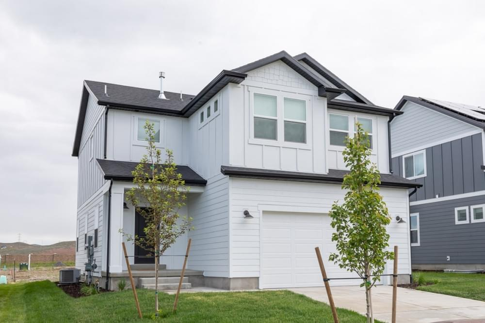 Exterior featured in the Alta By Fieldstone Homes in Provo-Orem, UT