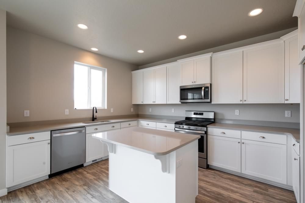 Kitchen featured in the Fremont By Fieldstone Homes in Provo-Orem, UT