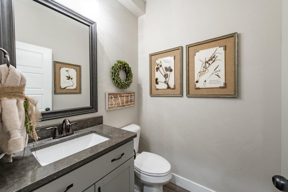 Bathroom featured in the Oquirrh By Fieldstone Homes in Provo-Orem, UT