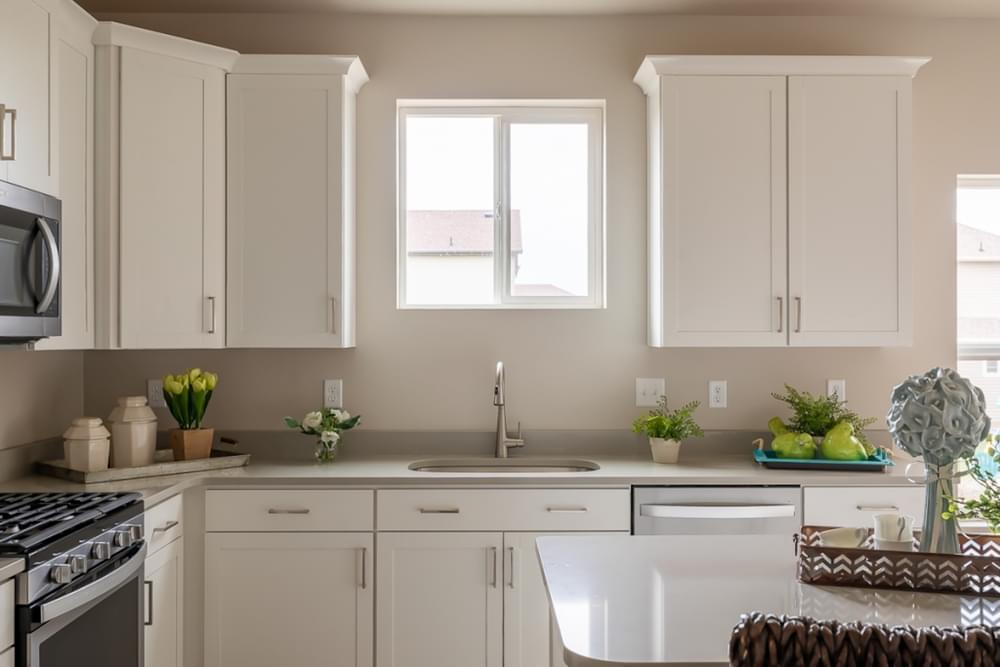 Kitchen featured in the Reese By Fieldstone Homes in Provo-Orem, UT