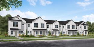 Cedar - Scenic Mountain Townhomes West: Eagle Mountain, Utah - Fieldstone Homes