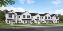 Scenic Mountain Townhomes West by Fieldstone Homes in Provo-Orem Utah