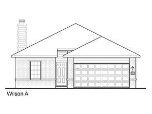 Wilson - Pecan Orchard Estates: Dayton, Texas - First America Homes