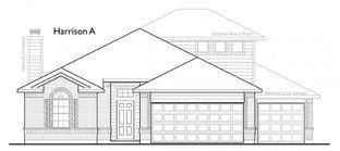 Harrison - Pecan Orchard Estates: Dayton, Texas - First America Homes