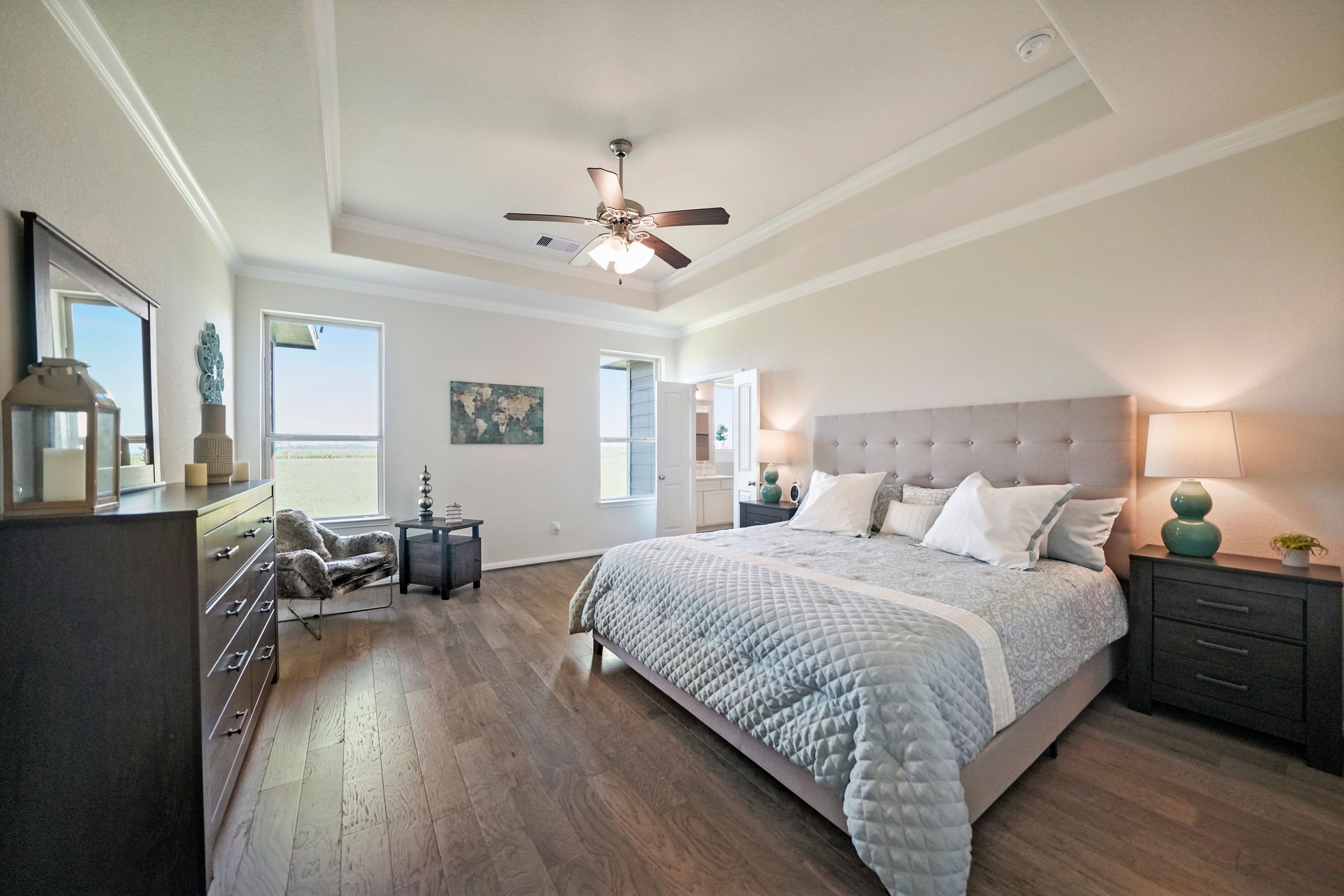 Bedroom featured in the Madison By First America Homes in Beaumont, TX