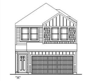 Bradley - Agua Estates: Houston, Texas - First America Homes
